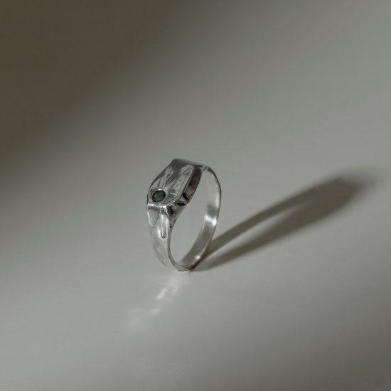 Кольцо-печатка «Mole»