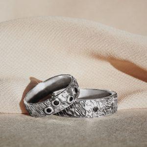 Обручальные кольца «Кора»