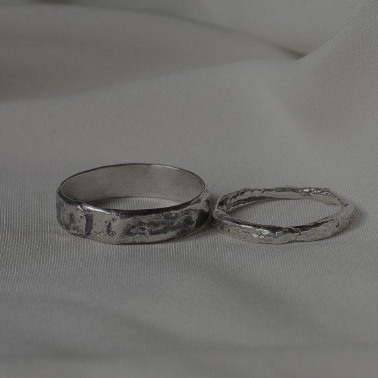 Обручальные кольца без вставок