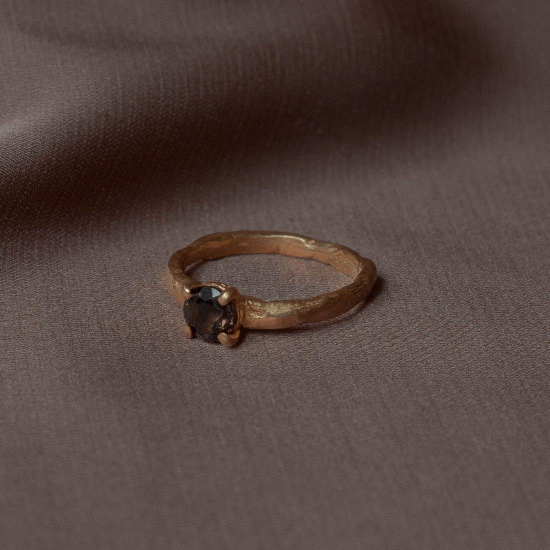 Золотое кольцо «Classic»