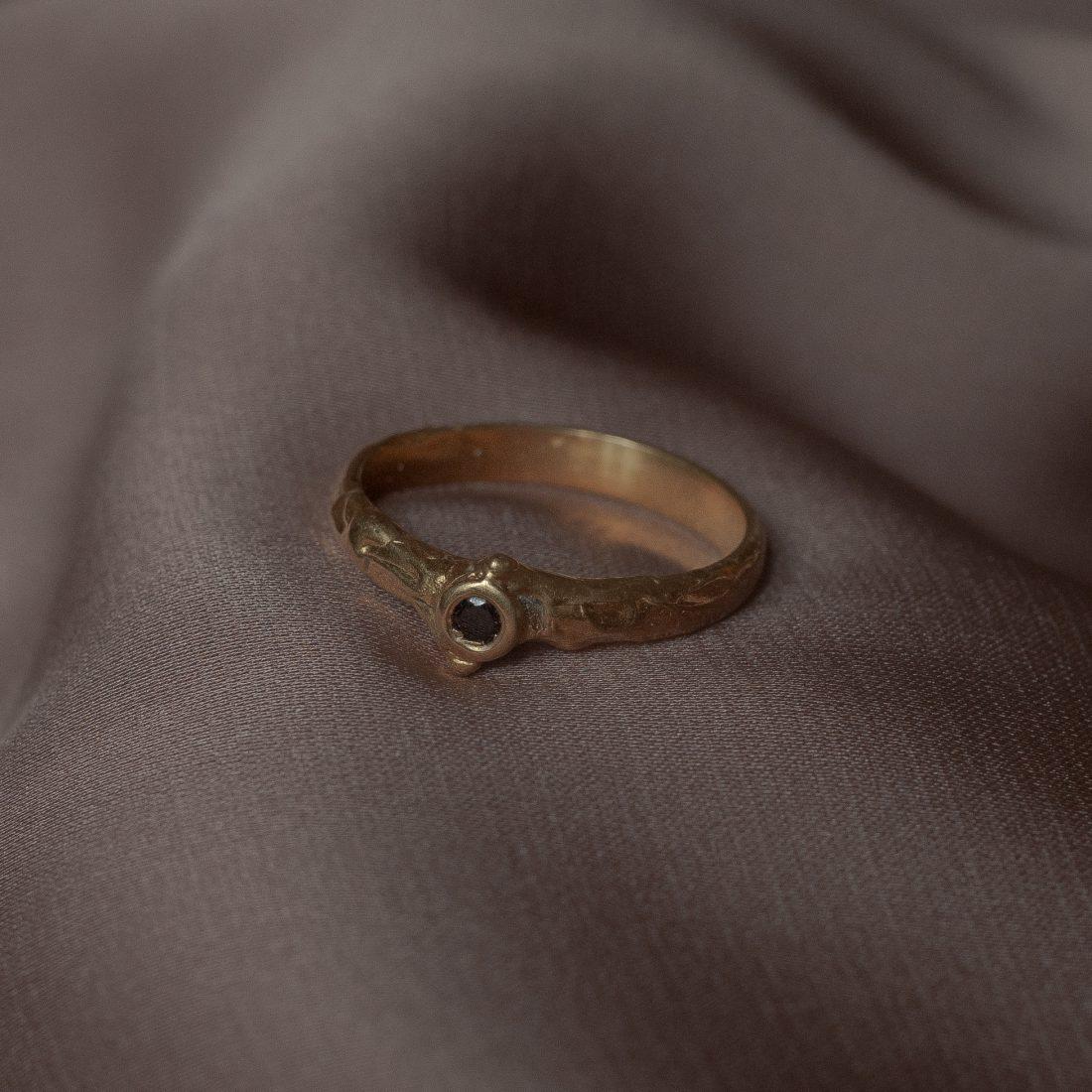 Золотое кольцо «Rim»